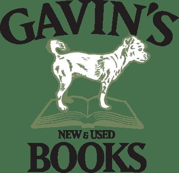 Gavin's Books logo 350